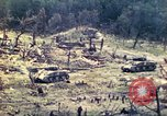 Image of U.S. Army 710th Tank Battalion Peleliu Palau Islands, 1944, second 49 stock footage video 65675063842