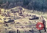 Image of U.S. Army 710th Tank Battalion Peleliu Palau Islands, 1944, second 50 stock footage video 65675063842