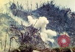 Image of U.S. Army 710th Tank Battalion Peleliu Palau Islands, 1944, second 53 stock footage video 65675063842