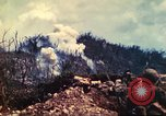 Image of U.S. Army 710th Tank Battalion Peleliu Palau Islands, 1944, second 56 stock footage video 65675063842