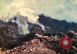 Image of U.S. Army 710th Tank Battalion Peleliu Palau Islands, 1944, second 59 stock footage video 65675063842