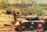 Image of 1st Tank Battalion Peleliu Palau Islands, 1944, second 5 stock footage video 65675063844