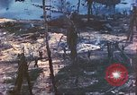 Image of 1st Tank Battalion Peleliu Palau Islands, 1944, second 20 stock footage video 65675063844
