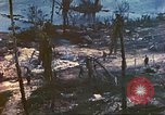 Image of 1st Tank Battalion Peleliu Palau Islands, 1944, second 22 stock footage video 65675063844