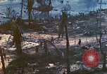 Image of 1st Tank Battalion Peleliu Palau Islands, 1944, second 23 stock footage video 65675063844