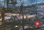 Image of 1st Tank Battalion Peleliu Palau Islands, 1944, second 24 stock footage video 65675063844