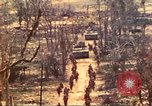 Image of 1st Tank Battalion Peleliu Palau Islands, 1944, second 29 stock footage video 65675063844