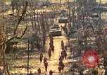 Image of 1st Tank Battalion Peleliu Palau Islands, 1944, second 30 stock footage video 65675063844
