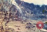 Image of 1st Tank Battalion Peleliu Palau Islands, 1944, second 49 stock footage video 65675063844