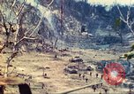 Image of 1st Tank Battalion Peleliu Palau Islands, 1944, second 51 stock footage video 65675063844
