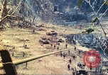 Image of 1st Tank Battalion Peleliu Palau Islands, 1944, second 54 stock footage video 65675063844