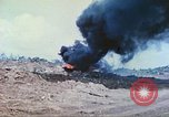 Image of Japanese artillery fires at U.S. tanks Iwo Jima, 1945, second 12 stock footage video 65675063846