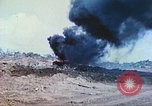 Image of Japanese artillery fires at U.S. tanks Iwo Jima, 1945, second 13 stock footage video 65675063846