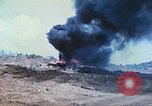 Image of Japanese artillery fires at U.S. tanks Iwo Jima, 1945, second 14 stock footage video 65675063846
