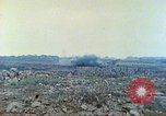 Image of Japanese artillery fires at U.S. tanks Iwo Jima, 1945, second 57 stock footage video 65675063846