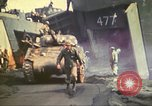 Image of 3rd Marine Division tanks come ashore  Iwo Jima, 1945, second 19 stock footage video 65675063851