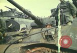 Image of 3rd Marine Division tanks come ashore  Iwo Jima, 1945, second 21 stock footage video 65675063851