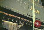 Image of 3rd Marine Division tanks come ashore  Iwo Jima, 1945, second 23 stock footage video 65675063851
