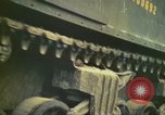 Image of 3rd Marine Division tanks come ashore  Iwo Jima, 1945, second 24 stock footage video 65675063851