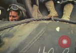 Image of 3rd Marine Division tanks come ashore  Iwo Jima, 1945, second 34 stock footage video 65675063851