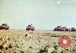 Image of 3rd Marine Division tanks come ashore  Iwo Jima, 1945, second 55 stock footage video 65675063851