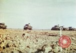 Image of 3rd Marine Division tanks come ashore  Iwo Jima, 1945, second 56 stock footage video 65675063851