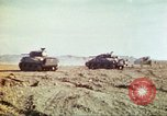 Image of 3rd Marine Division tanks come ashore  Iwo Jima, 1945, second 60 stock footage video 65675063851
