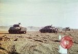 Image of 3rd Marine Division tanks come ashore  Iwo Jima, 1945, second 61 stock footage video 65675063851