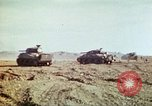 Image of 3rd Marine Division tanks come ashore  Iwo Jima, 1945, second 62 stock footage video 65675063851