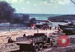 Image of 4th Tank Battalion Tinian Island Mariana Islands, 1944, second 15 stock footage video 65675063859