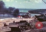 Image of 4th Tank Battalion Tinian Island Mariana Islands, 1944, second 16 stock footage video 65675063859