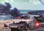 Image of 4th Tank Battalion Tinian Island Mariana Islands, 1944, second 19 stock footage video 65675063859