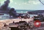 Image of 4th Tank Battalion Tinian Island Mariana Islands, 1944, second 22 stock footage video 65675063859