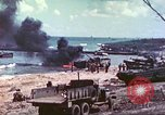 Image of 4th Tank Battalion Tinian Island Mariana Islands, 1944, second 23 stock footage video 65675063859