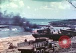 Image of 4th Tank Battalion Tinian Island Mariana Islands, 1944, second 30 stock footage video 65675063859