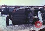 Image of 4th Tank Battalion Tinian Island Mariana Islands, 1944, second 33 stock footage video 65675063859