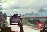 Image of 4th Tank Battalion Tinian Island Mariana Islands, 1944, second 18 stock footage video 65675063860