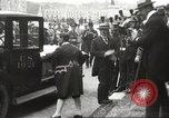 Image of Woodrow Wilson France, 1919, second 14 stock footage video 65675064453