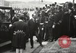 Image of Woodrow Wilson France, 1919, second 23 stock footage video 65675064453