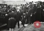 Image of Woodrow Wilson France, 1919, second 24 stock footage video 65675064453