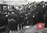 Image of Woodrow Wilson France, 1919, second 26 stock footage video 65675064453