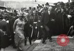 Image of Woodrow Wilson France, 1919, second 32 stock footage video 65675064453