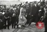 Image of Woodrow Wilson France, 1919, second 34 stock footage video 65675064453