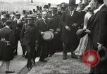 Image of Woodrow Wilson France, 1919, second 36 stock footage video 65675064453