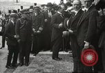 Image of Woodrow Wilson France, 1919, second 39 stock footage video 65675064453