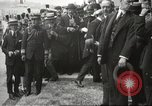 Image of Woodrow Wilson France, 1919, second 40 stock footage video 65675064453