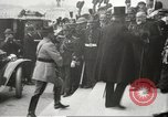 Image of Woodrow Wilson France, 1919, second 49 stock footage video 65675064453