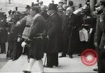 Image of Woodrow Wilson France, 1919, second 51 stock footage video 65675064453
