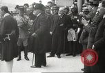 Image of Woodrow Wilson France, 1919, second 53 stock footage video 65675064453