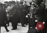 Image of Woodrow Wilson France, 1919, second 61 stock footage video 65675064453